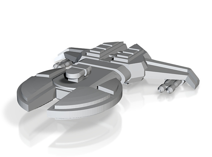 Moshesta Frigate 3d printed