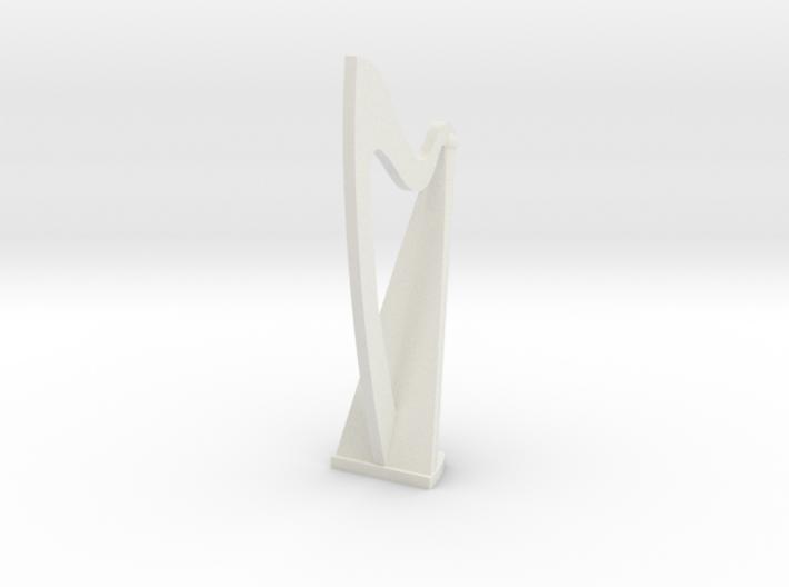 1:48 Harp 3d printed