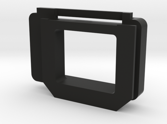 Olympus OM-D E-M1* eyecup adapter 3d printed
