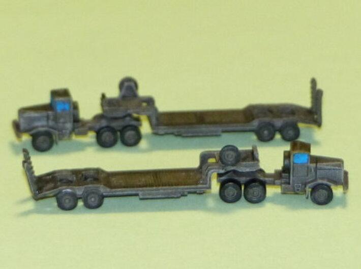 Faun 908 SA / SAT Tank Transporter 1/285 6mm 3d printed Add a caption...