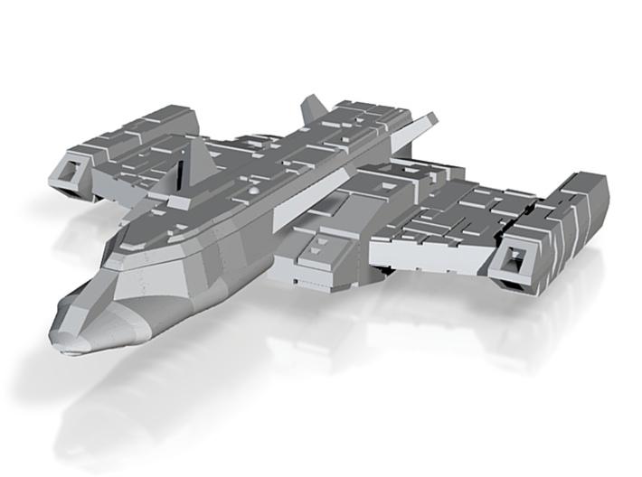 Romak Escort Frigate (Full Scale) 3d printed
