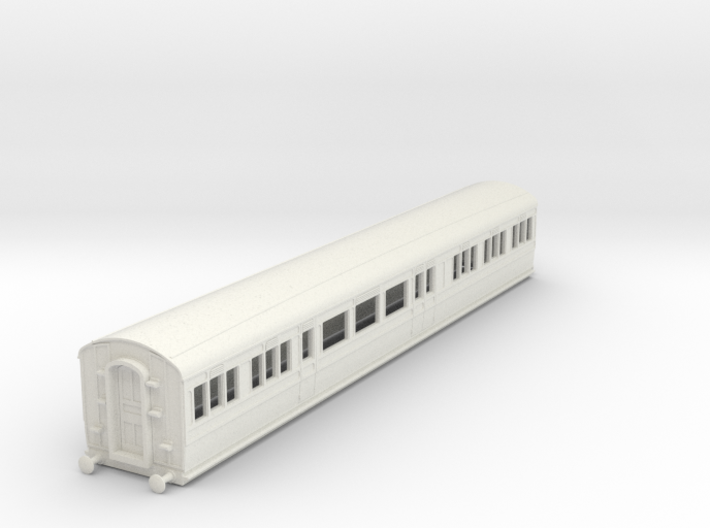 0-87-lswr-sr-conv-d1319-dining-saloon-coach-1 3d printed