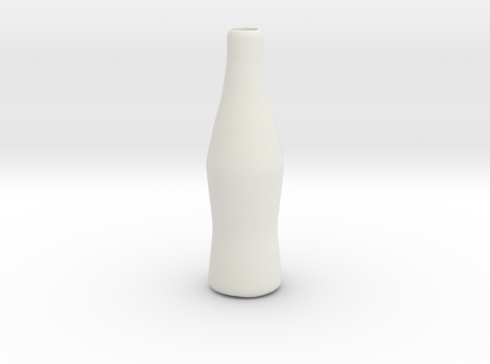 Soda Bottle 3d printed