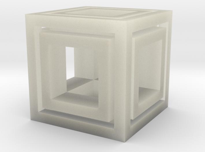 Interlocking 3d printed