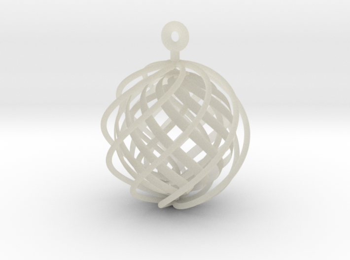 Holiday Ornament 2 3d printed