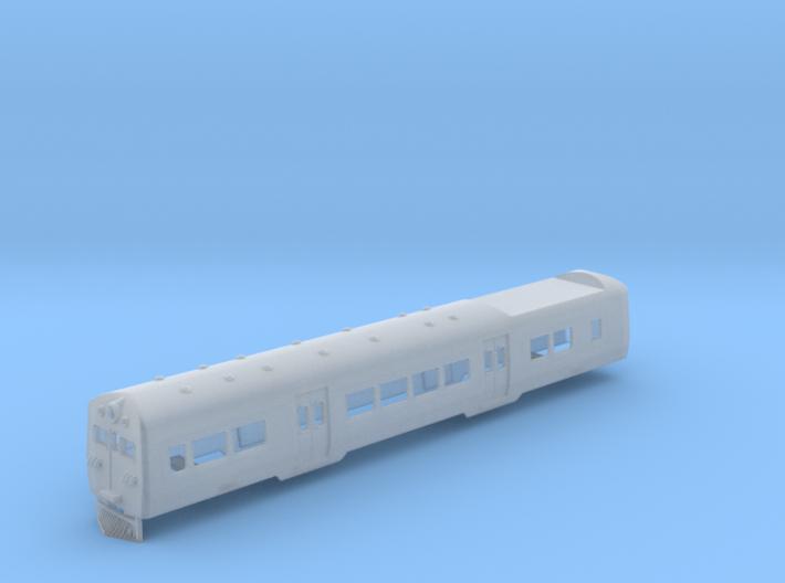 NZ120 Dm (60FT Suburban Passenger Set) 3d printed
