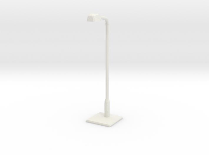 Modern urban lightpost 3d printed