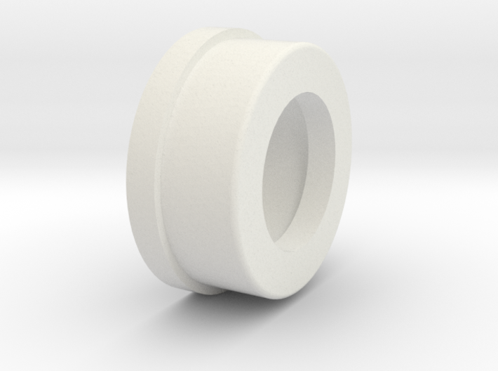 CV4-bearing_end 3d printed