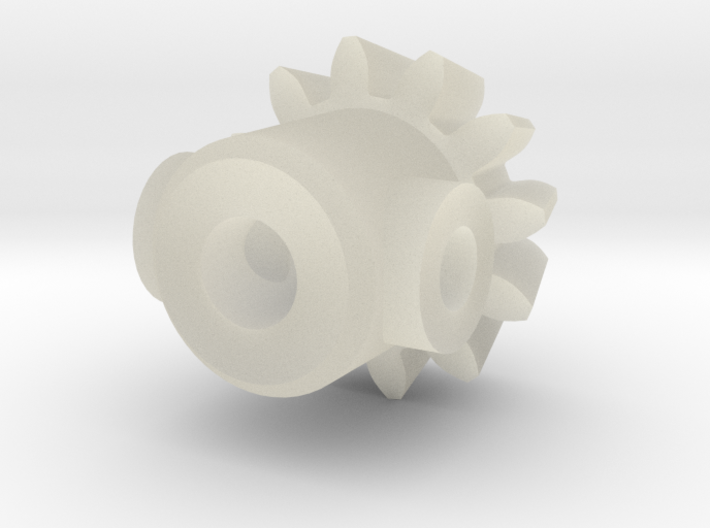 CV4-pinion_gear_y 3d printed