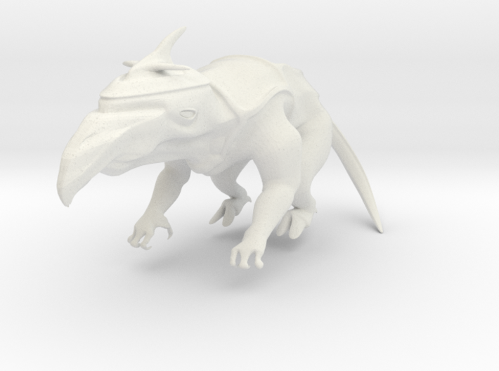 Beak & Claws Even larger 3d printed