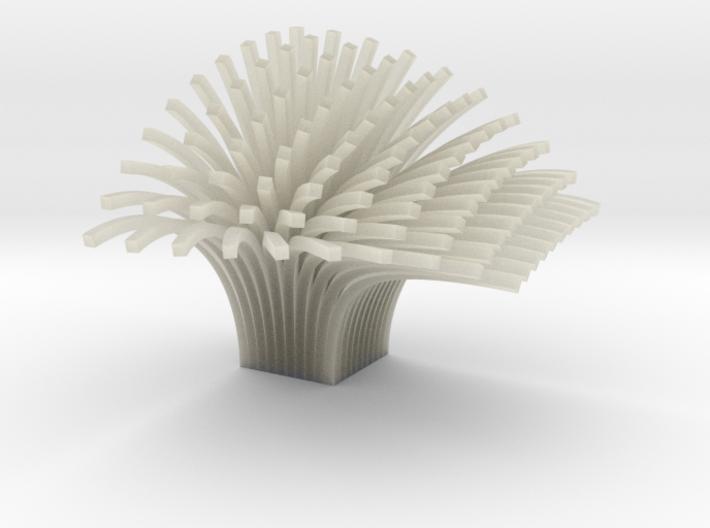 Anemone 3d printed