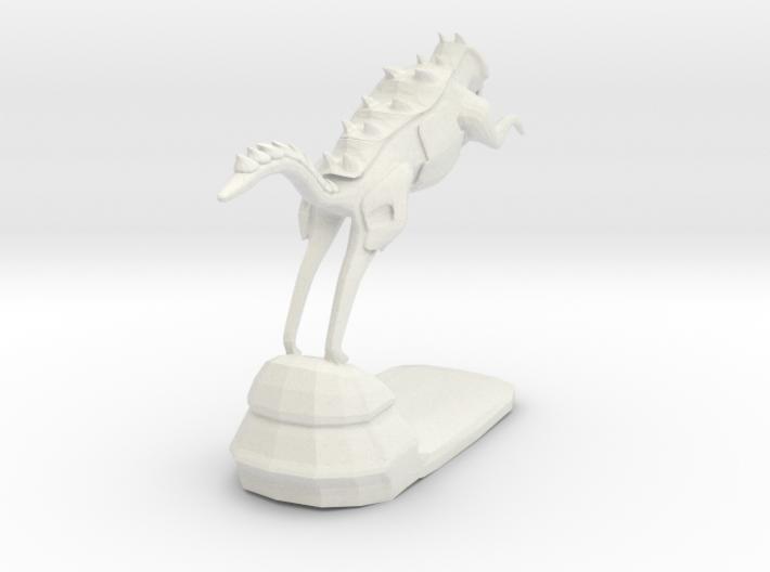 GatorDog hollow 3d printed