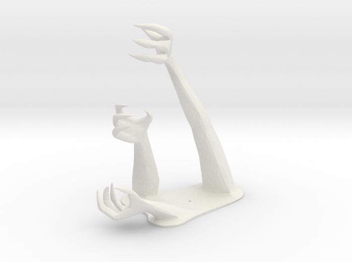 Demon Hand Pen Holder -v1 3d printed
