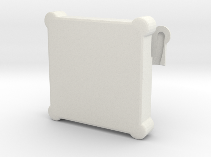 Memory card case 3d printed