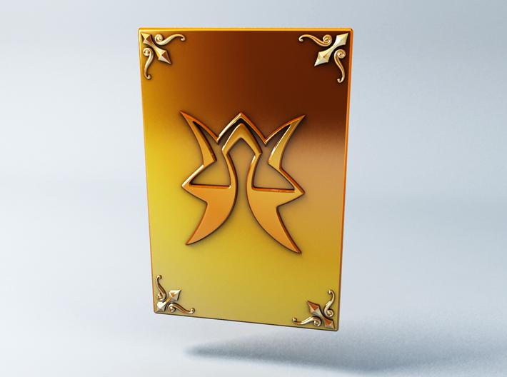 Saint Pisces 3d printed