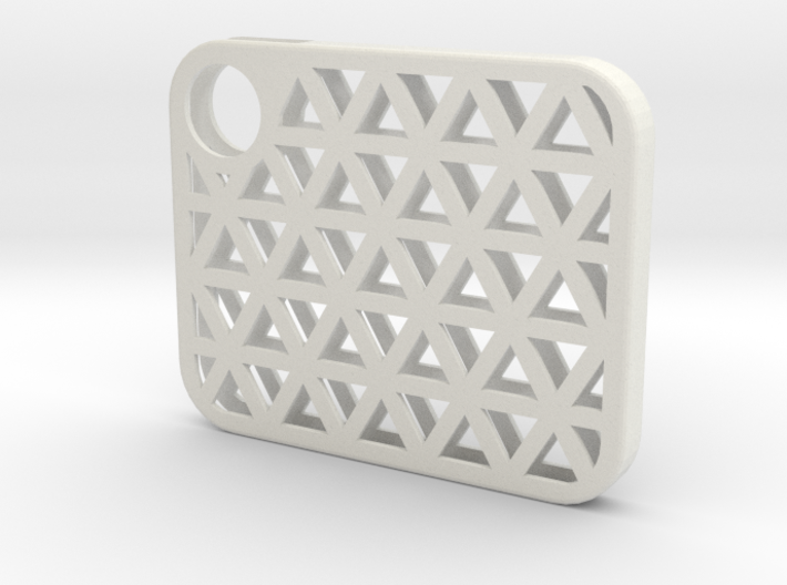Flash Cover Triangles 3d printed