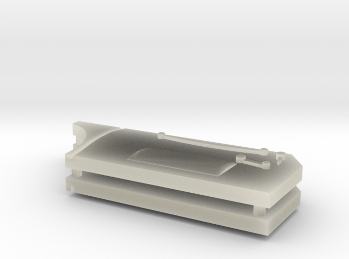doorpannels for Ferrari 3d printed