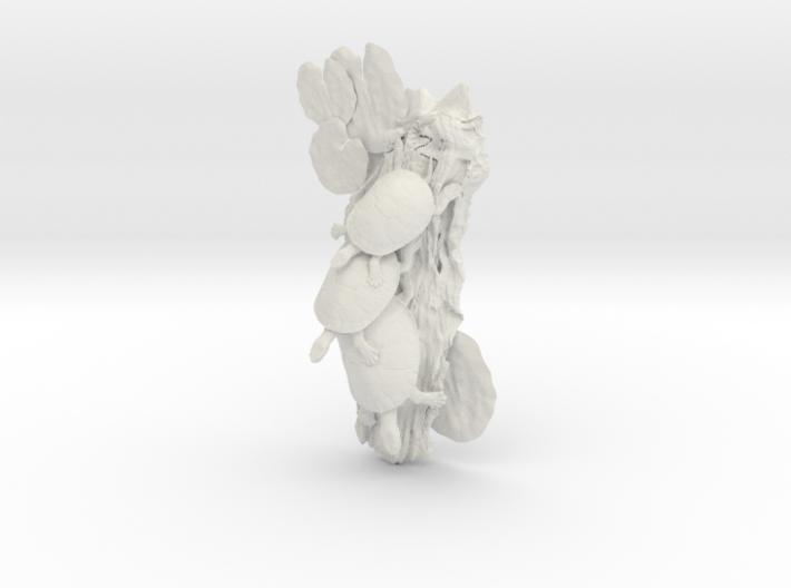 turts 3d printed