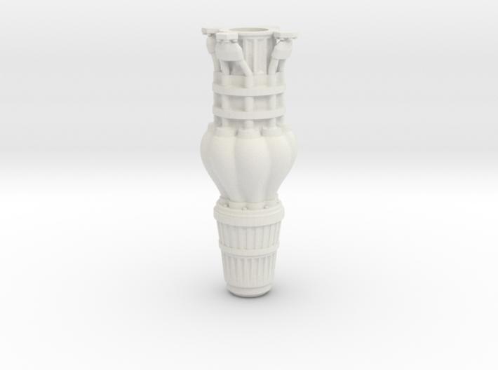 Turbine3 3d printed