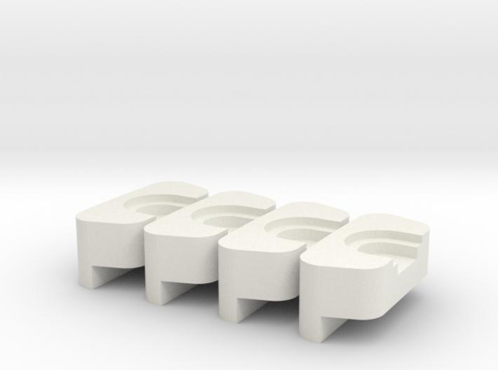clip 3 3d printed