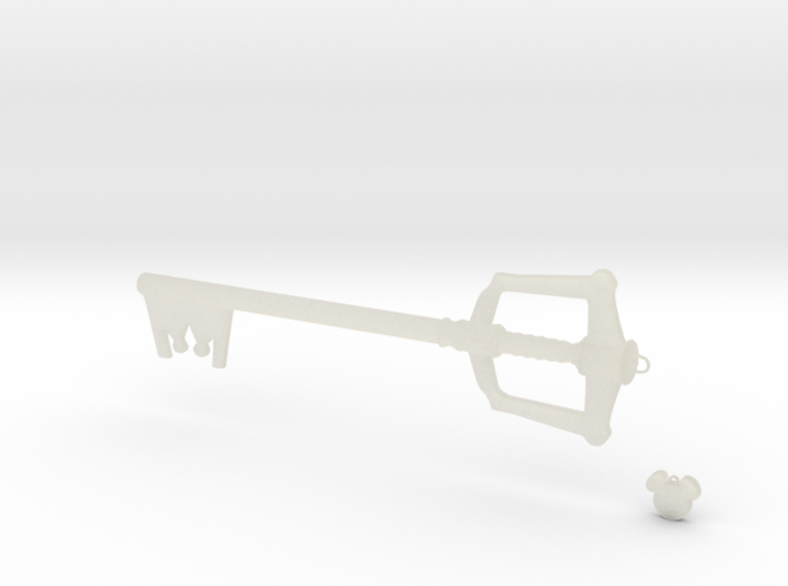 Keyblade Small 3d printed