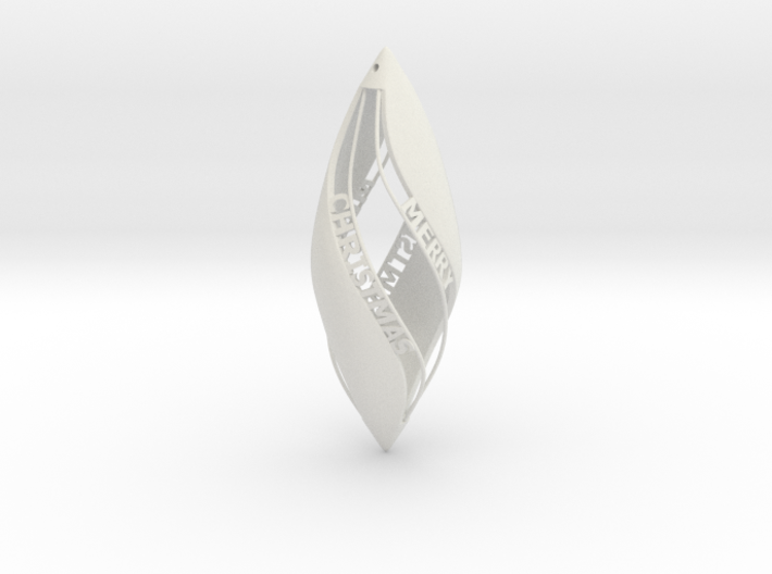Tree deco Icicle 3d printed