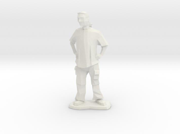 Gos - 8cm 3d printed