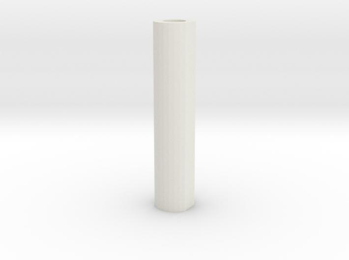pommel core hollow 3d printed