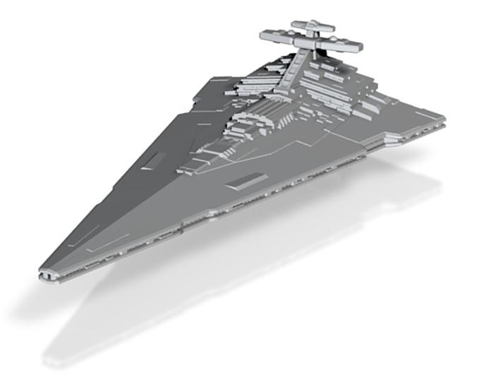 Empire Praetor class Battlecruiser 3d printed