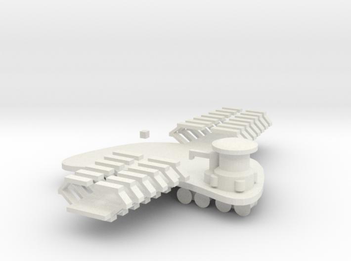 7-airbase 3d printed