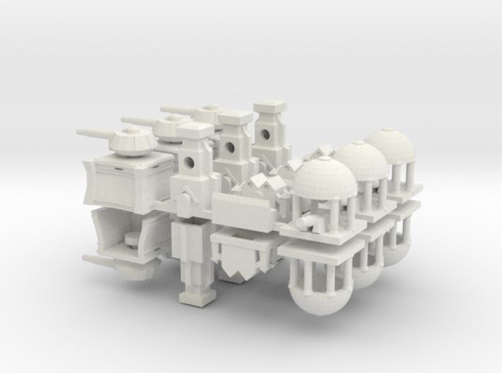 10-Perimeter 3d printed