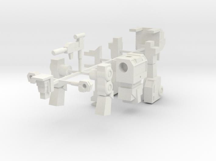 C Hooktron 3d printed