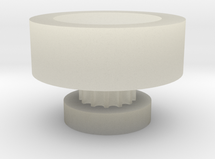 clutch bell 13t 3d printed