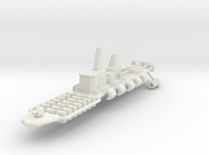 9 Air Cruiser 3d printed