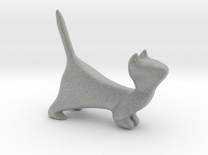 Kitten 3d printed