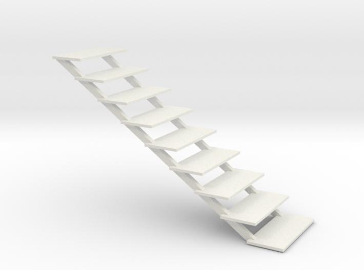 Steps for wargames figures 3d printed