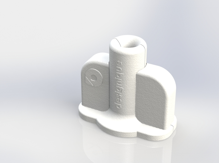 MagSavior™ - POW Clip (For 45W MagSafe 2 only)  3d printed