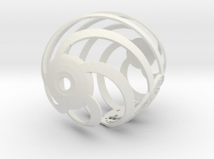Easter Egg Spiral 3 3d printed