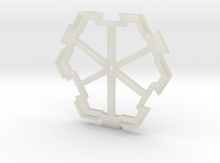 board game hexagon holder 3d printed