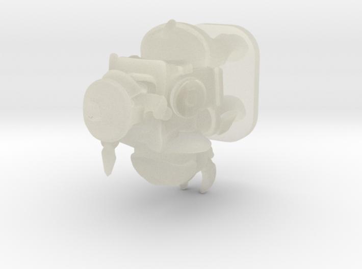 war elephant pawn 3d printed