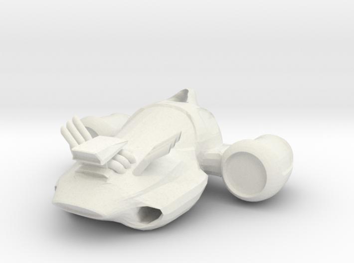Jet-Car 3 3d printed