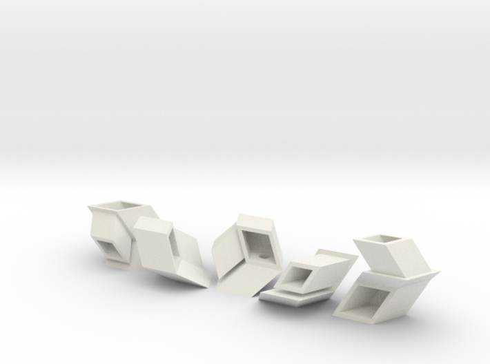 Albis Twist 3d printed