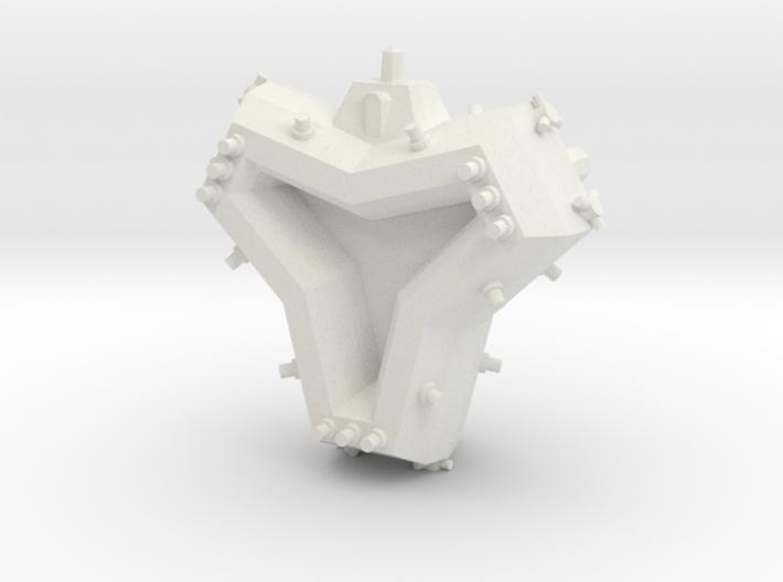 SP201 Stone Portal Light Cruiser 3d printed