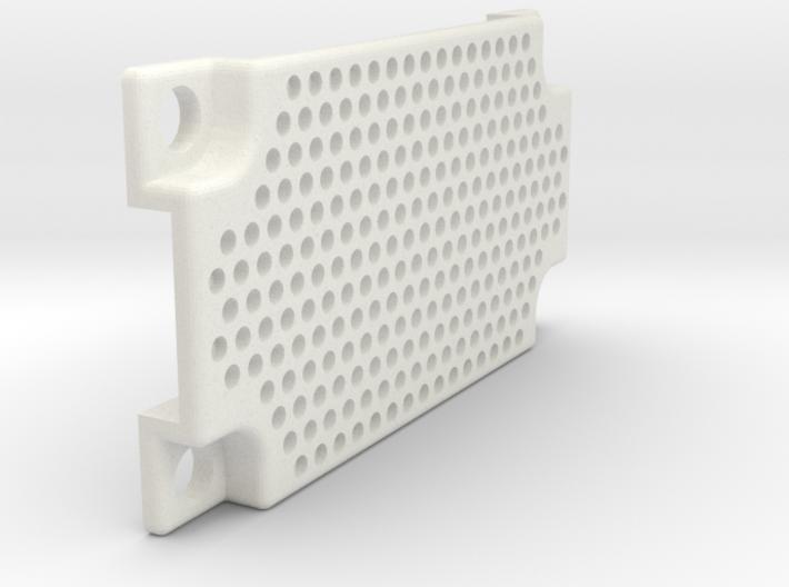 Icetube Clock Enclosure - Side Panel 3d printed
