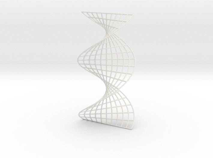 Helicoid 3d printed