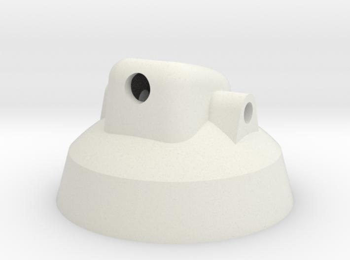 Cap_Test 3d printed