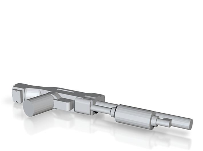 CUSM34 Shotgun 3d printed