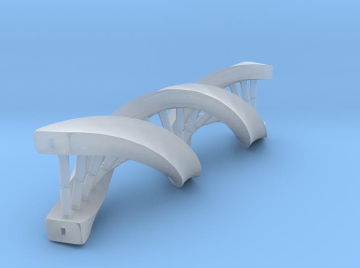 Desktop DNA 3d printed