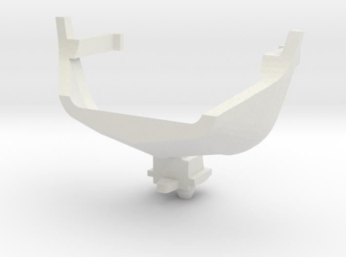 Koeievanger Plan V Schaal HO 3d printed