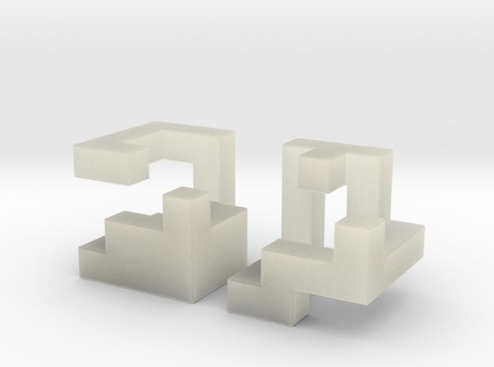 Insinuate 3d printed